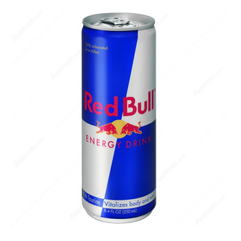 Red Bull Cans 250ml
