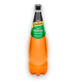 Schweppes Dry Ginger Ale PET Bottle 1.1l