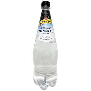 Schweppes Mineral Water PET Bottle 1.1l