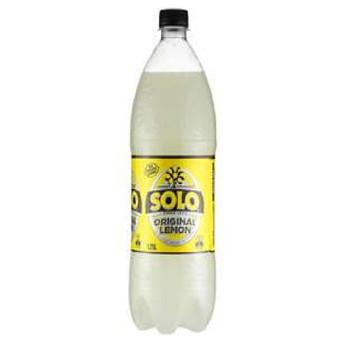 Schweppes Solo PET Bottle 1.25l