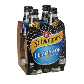 Schweppes Lemonade Bottle 300ml