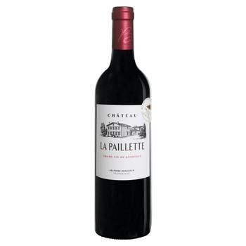Chateau La Paillette Grand Vin de Bordeaux 750ml