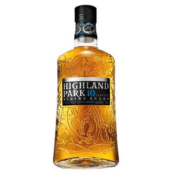 Highland Park Single Malt Scotch Whisky 10 Years Old 700ml