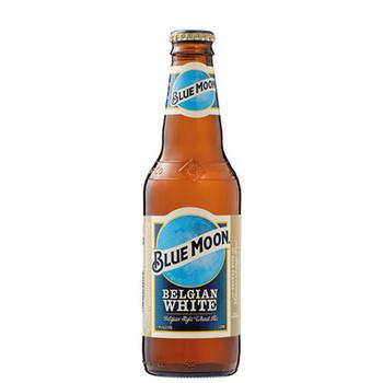 Blue Moon Belgian White Ale Bottles 330ml