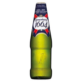 Kronenbourg 1664 Lager Bottles 330ml