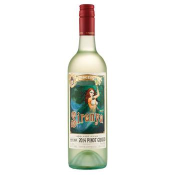 Vinaceous Sirenya Pinot Grigio
