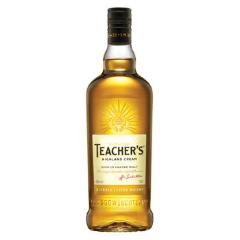 Teachers Blended Scotch Whiskey 700ml