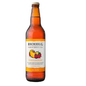 Rekorderlig Mango & Raspberry Cider Bottles 330ml