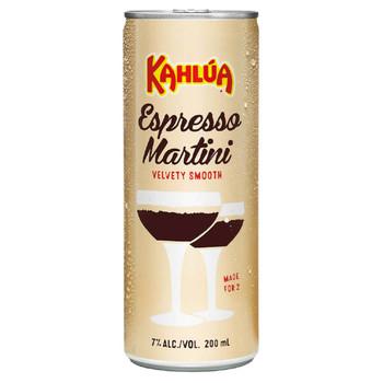 Kahlua Espresso Martini 200ml