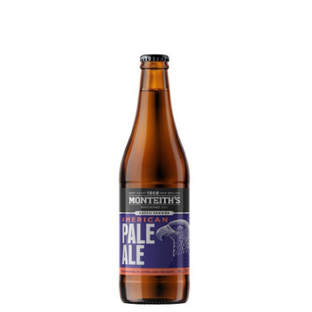 Monteith's Patriot American Pale Bottles 330ml