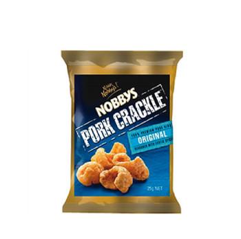 Nobbys Pork Crackling 25gm