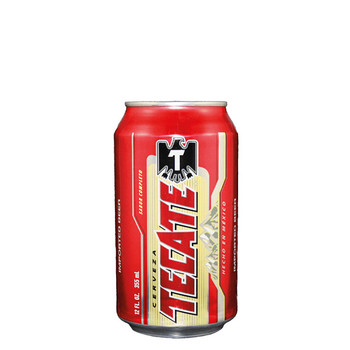 Tecate Mexican Lager Cans 355ml