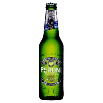 Peroni Leggera Lager Bottles 330ml