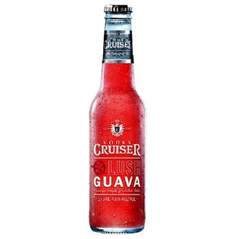 Vodka Cruiser Lush Guava 275ml