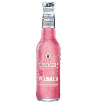 Vodka Cruiser Juicy Watermelon 275ml