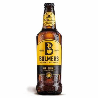 Bulmers Original Apple Cider Bottles 330ml