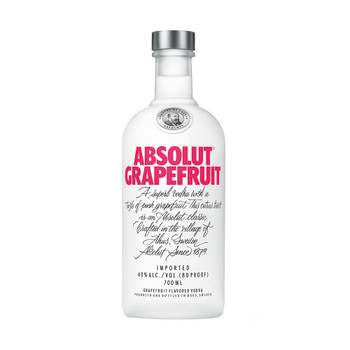 Absolut Vodka Grapefruit 700ml