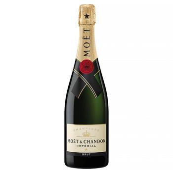 Moet & Chandon Brut Impérial Non Vintage Champagne 750ml