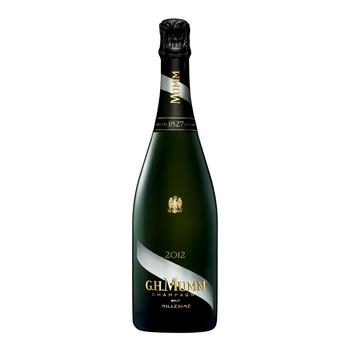 G.H Mumm Vintage Millésimé Champagne 750ml