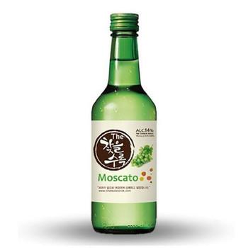 Chateul Soorok Moscato Soju Bottle 375ml