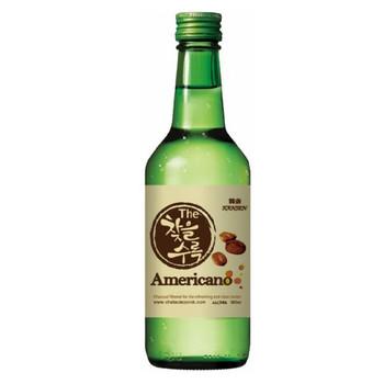 Chateul Soorok Americano Soju Bottle 375ml