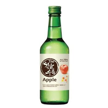 Chateul Soorok Apple Soju Bottle 375ml