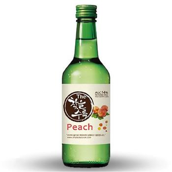 Chateul Soorok Peach Soju Bottle 375ml