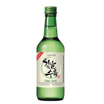 Chateul Soorok Soju Original Bottle 375ml