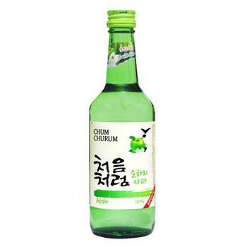 Chum Churum Apple Soju Bottle 360ml