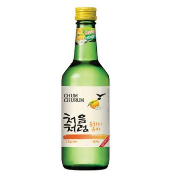 Chum Churum Citron Soju Bottle 360ml