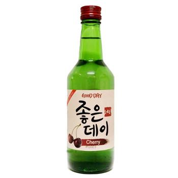 Good Day Cherry Soju Bottle 360ml