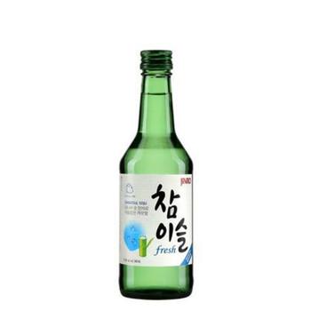 Jinro Chamisul Fresh Soju Bottle 360ml