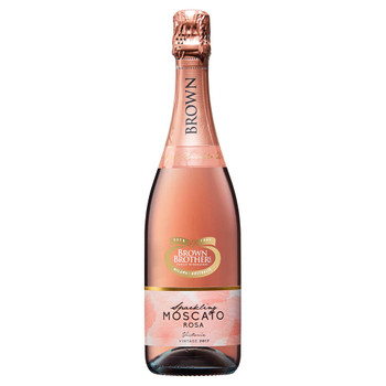 Brown Brothers Moscato Sparkling Rosa
