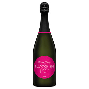 Passion Pop Mixed Berry