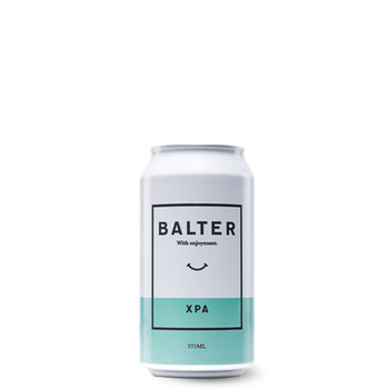 Balter Brewing Extra Pale Ale (XPA) Cans 375ml