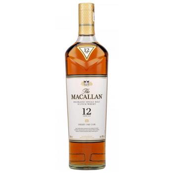 The Macallan Sherry Oak 12 Years Old 700ml