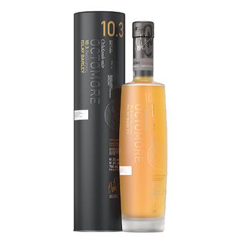 Bruichladdich Octomore Edition 10.3 Islay Single Malt Scotch Whisky 2013 (Limited Release) 700ml