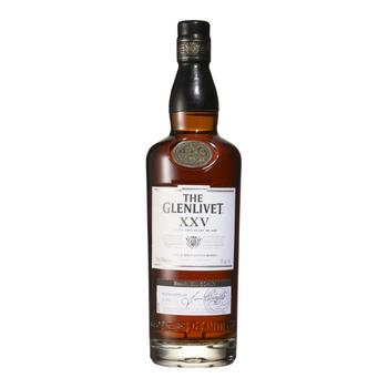 The Glenlivet XXV Single Malt Scotch Whisky 25 Years Old 700ml