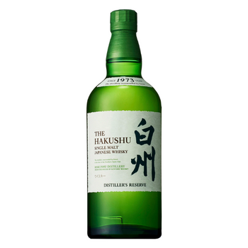 Suntory The Hakushu Single Malt Japanese Whisky Distillers Reserve 700ml