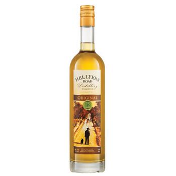 Hellyers Distillery Single Malt Original Whisky 12 Years Old (Tasmania) 700ml