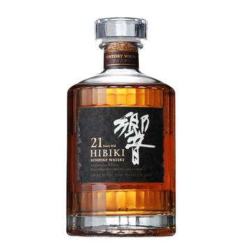 Suntory Hibiki® Blended Japanese Whisky 21 Years Old 700ml