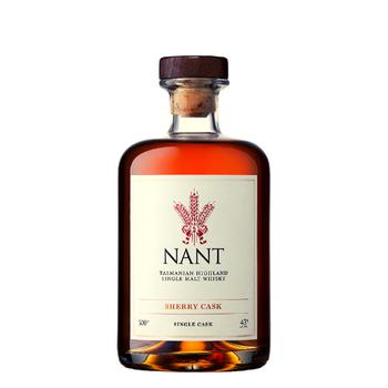 Nant Tas Highland Sherry Cask Single Malt Whisky (Tasmania) 500ml