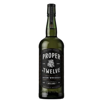 Proper No 12 Blended Irish Whiskey 700ml