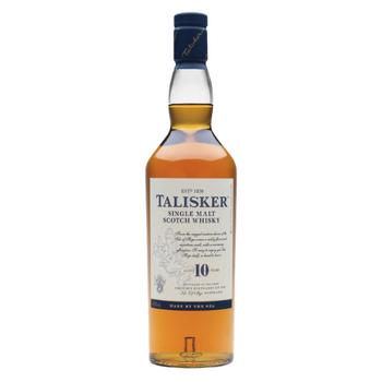 Talisker Isle of Skye Single Malt Scotch Whisky 10 Years Old 700ml