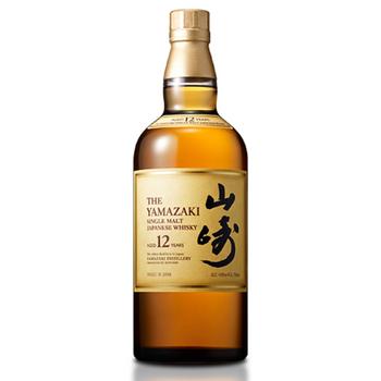 Suntory The Yamazaki® Single Malt Japanese Whisky 12 Years Old 700ml