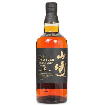 Suntory The Yamazaki® Single Malt Japanese Whisky 18 Years Old 700ml