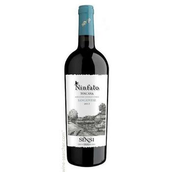 Sensi Ninfato Sangiovese Toscana IGT 2018 750ml