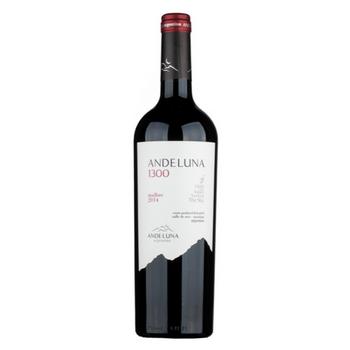 Andeluna 1300 Malbec (Argentina) 2019 750ml