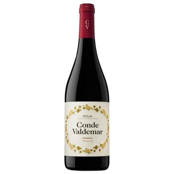 Conde Valdemar Rioja Crianza (Spain) 2015 750ml
