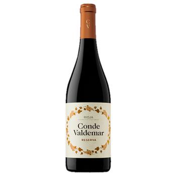 Conde Valdemar Rioja Reserva (Spain) 2011 750ml